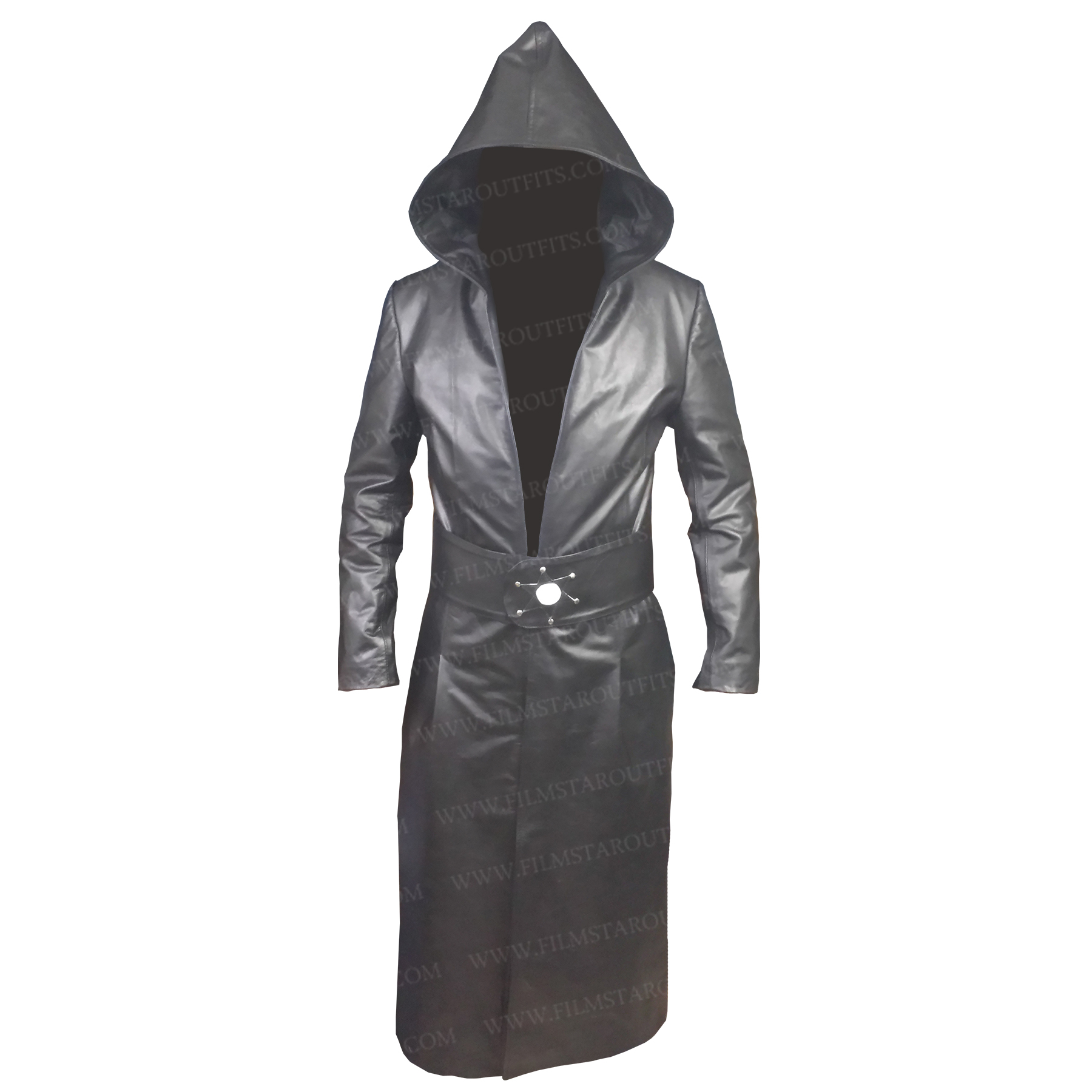 Watchmen Regina King Hooded Coat Film Star Outfits