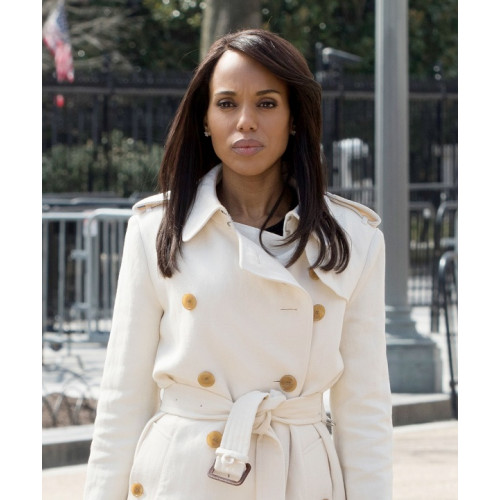 Scandal Olivia Pope White Coat