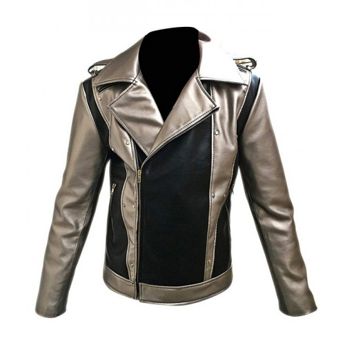 Quicksilver Leather Jacket From X-Men Apocalypse