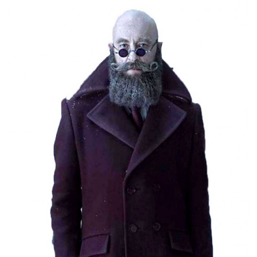 A Series of Unfortunate Events S03 Richard E. Grant Coat