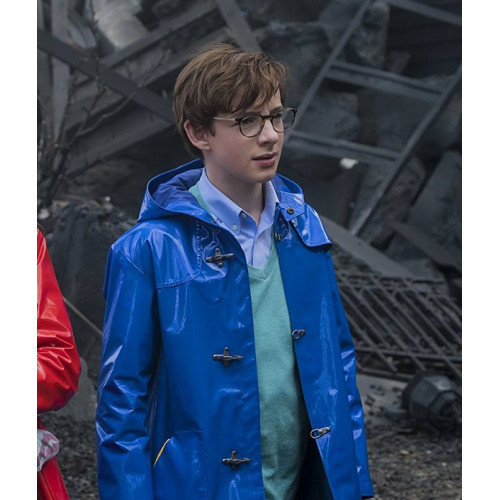 A Series of Unfortunate Events Klaus Baudelaire Coat