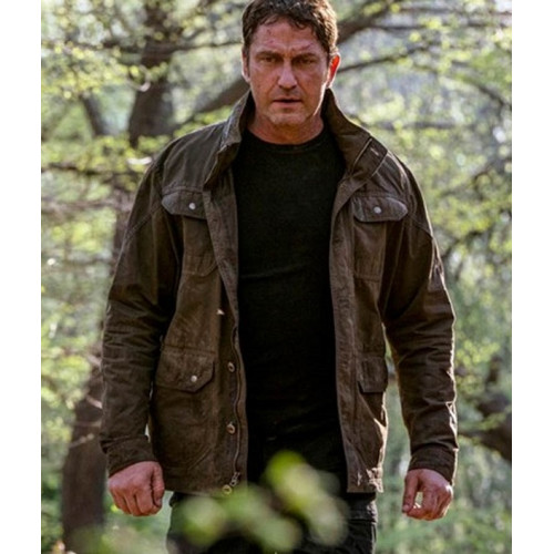 Angel Has Fallen Gerard Butler Jacket
