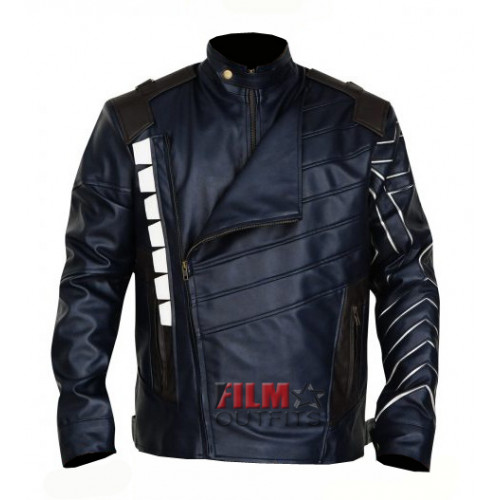 Avengers Bucky Infinity War Winter Soldier Jacket