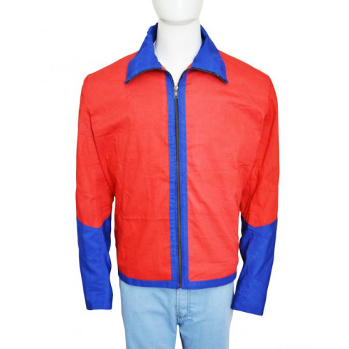 Baywatch Mitch Buchannon Dwayne Johnson Cotton Jacket