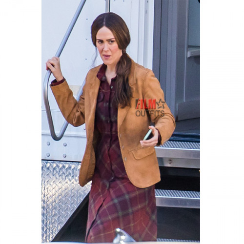 Bird Box Sarah Paulson Coat