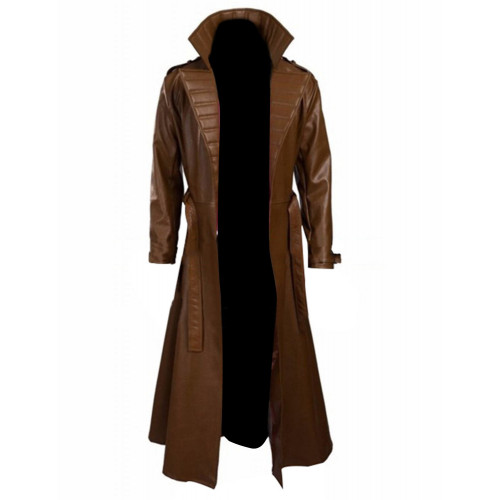 Channing Tatum Gambit Leather (Remy Lebeau) Coat