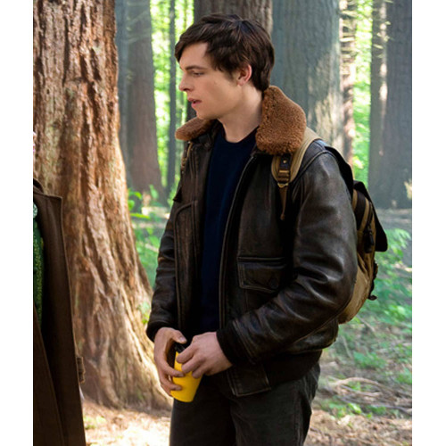 Chilling Adventures Of Sabrina Harvey Kinkle Leather Jacket