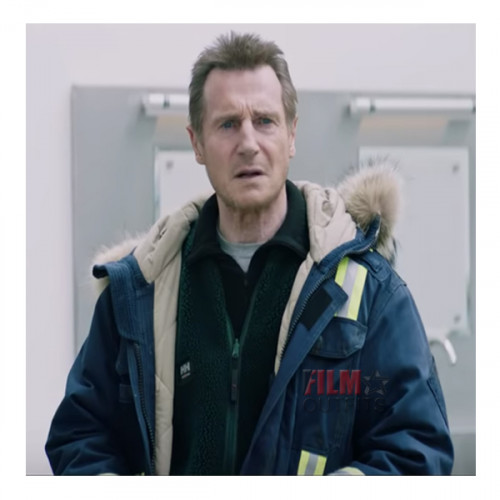 Cold Pursuit Liam Neeson Parka Coat