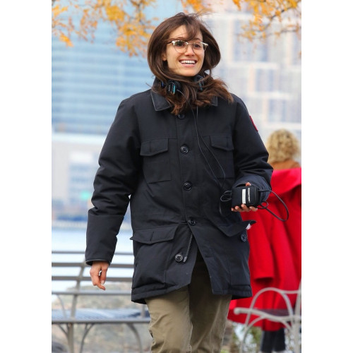 Cold Pursuit Emmy Rossum Jacket