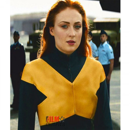 Dark Phoenix Sophie Turner Costume Jacket
