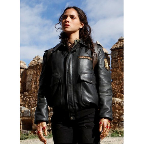 Emerald City Adria Arjona (Dorothy Gale) Leather Jacket