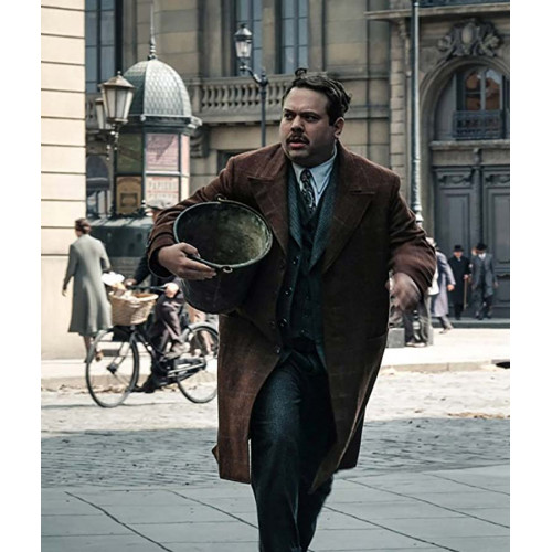 Fantastic Beasts 2 Jacob Kowalski Coat