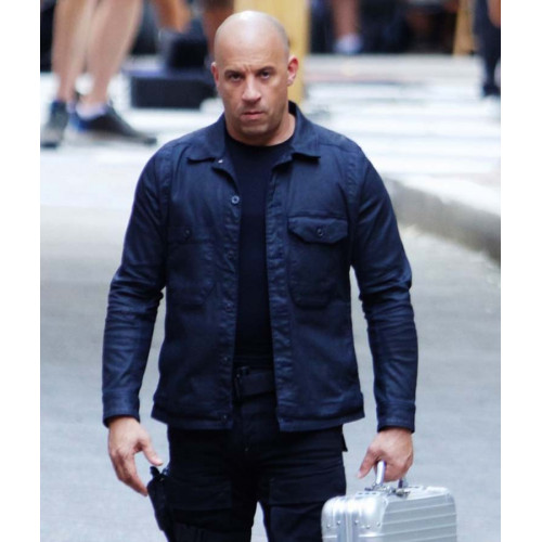The Fate Of The Furious Vin Diesel (Dominic Toretto) Jacket