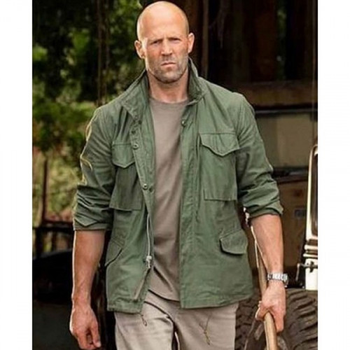 Hobbs and Shaw Jacket