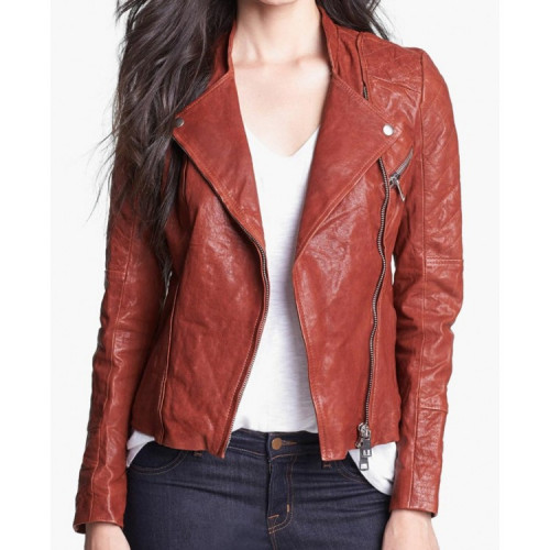 Fifty Shades of Grey Dakota Johnson Red Jacket