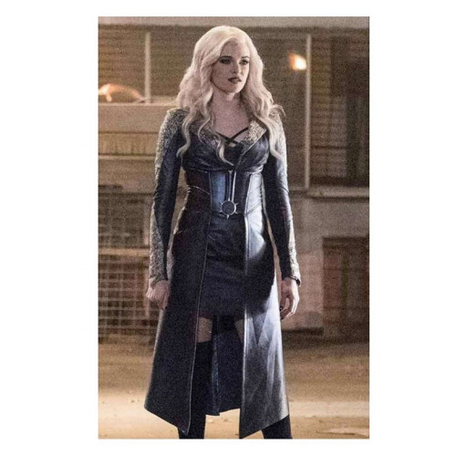 Danielle Panabaker Killer Frost The Flash S3 Coat