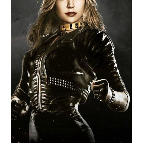 Black Canary Injustice 2 Jacket