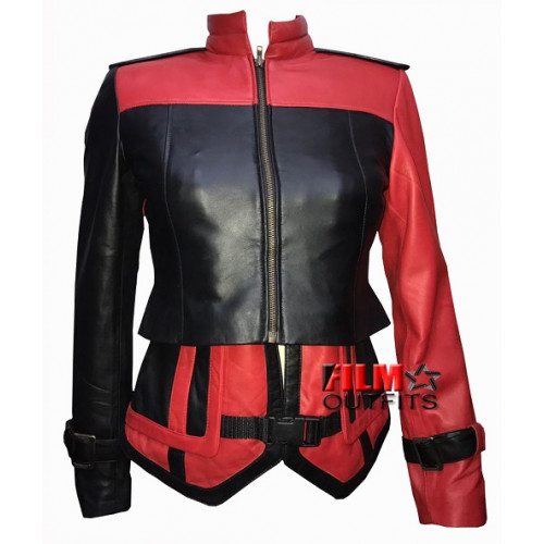 Harley Quinn Injustice 2 Jacket & Vest