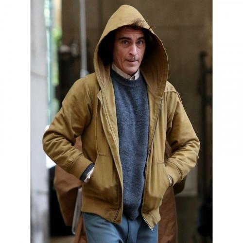Joker Arthur Fleck Hoodie Jacket