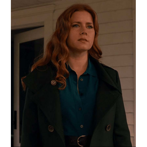 Justice League Amy Adams Trench Coat