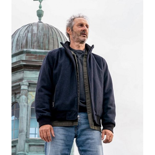 Manifest Harvey Stein Bomber Jacket