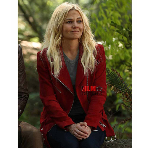 Once Upon A Time Jennifer Morrison Red Jacket