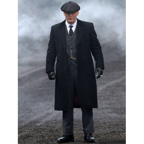 Peaky Blinders Cillian Murphy Tommy Shelby Coat