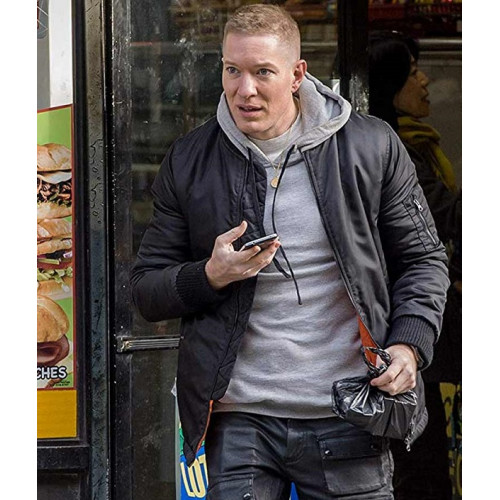 Power Tommy Egan Bomber Jacket