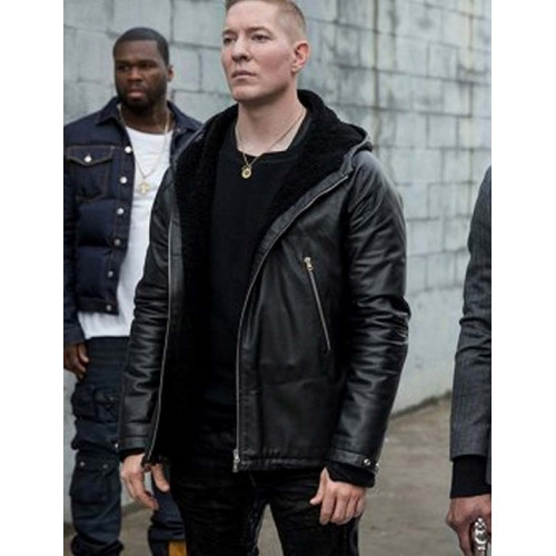Tommy Egan Power Leather Jacket