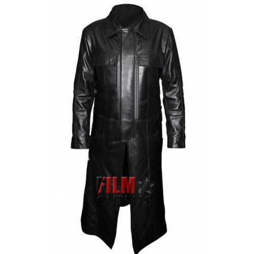 Thomas Jane The Punisher Coat