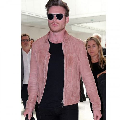 Richard Madden Rocketman Premiere Cannes Film Festival Jacket