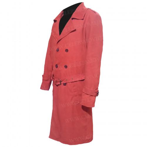 Shaft 2019 Samuel L Jackson Coat