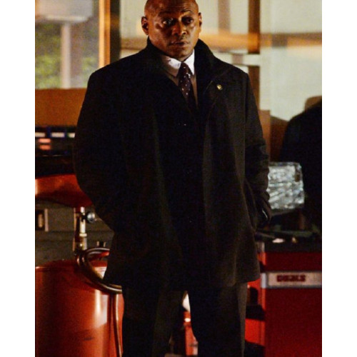 Isaac Johnson Tv Show Shooter Omar Epps Coat