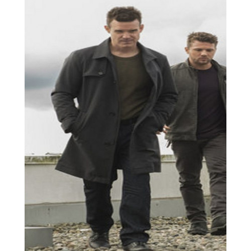 Jack Payne Shooter Tv Series Coat