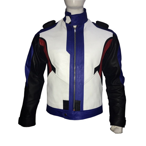 Overwatch Game Soldier 76 Jacket