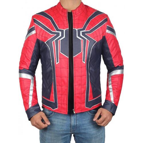 Spiderman Armor Avengers Jacket Costume