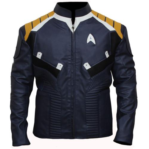 Chris Pine Star Trek Beyond Captain Kirk Jacket