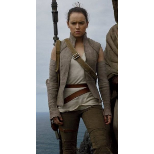 Rey Star Wars The Last Jedi Vest