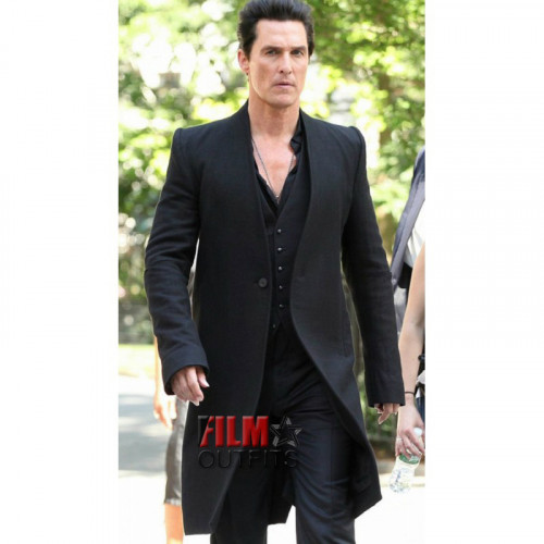 Matthew McConaughey The Dark Tower Coat