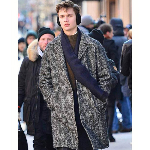 The Goldfinch Theodore Decker Coat