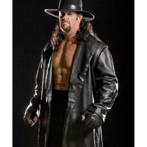 WWE Undertaker Trench Coat