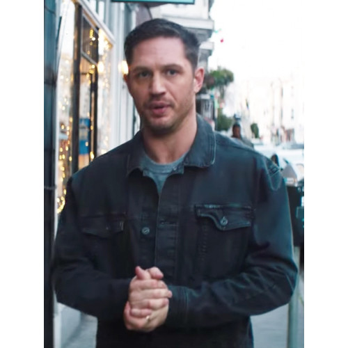 Venom Tom Hardy Cotton Jacket