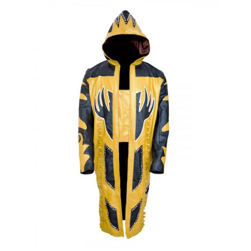 WWE Wrestler Goldust Detachable Sleeves Hoodie