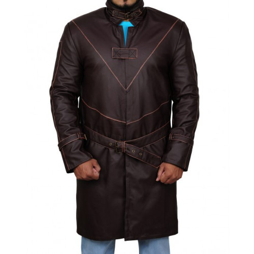 Aiden Pearce Watch Dogs 2 Coat Costume
