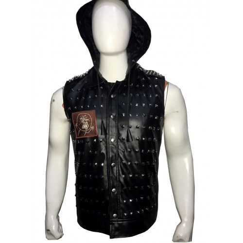 Watch Dogs 2 Wrench Dedsec Studded Vest