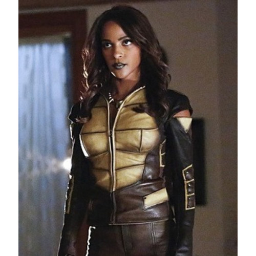 Arrow Megalyn Echikunwoke (Mari McCabe) Jacket