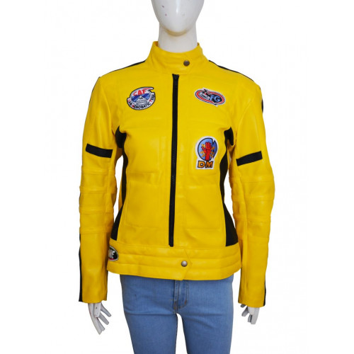 Uma Thurman Kill Bill 2 Jacket