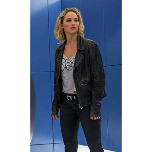 X-Men Apocalypse Raven (Jennifer Lawrence) Leather Jacket