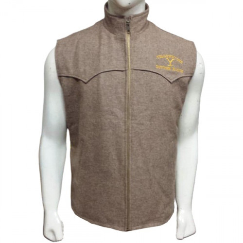 Yellowstone Season 3 John Dutton Vest