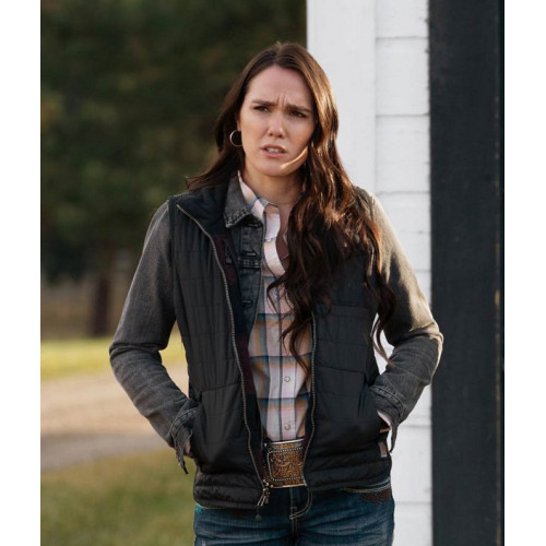 Yellowstone Season 3 Mia Jacket